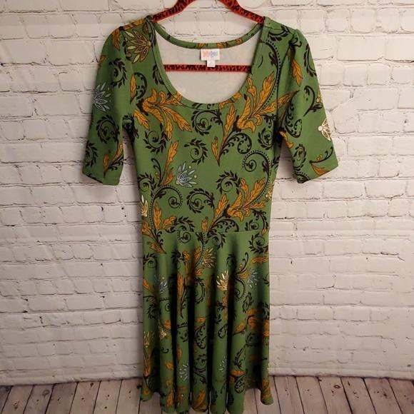 LuLaRoe Dresses & Skirts - LuLaRoe Nicole Size Small #0008